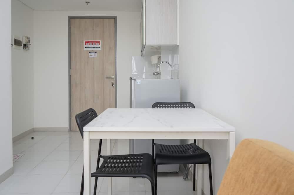 Apartemen, non-smoking, dapur kecil - Tempat Makan Di Kamar