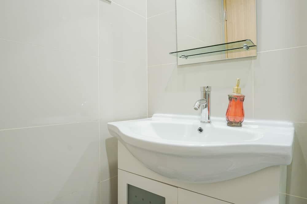 アパートメント 禁煙 簡易キッチン - バスルーム