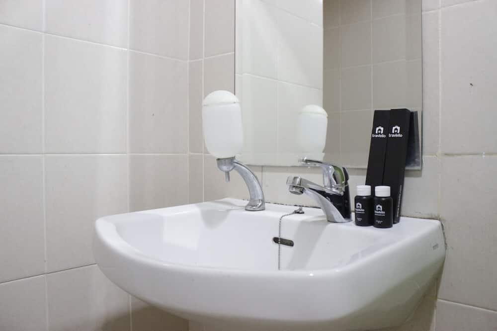 Apartman, za nepušače, čajna kuhinja - Kupaonica