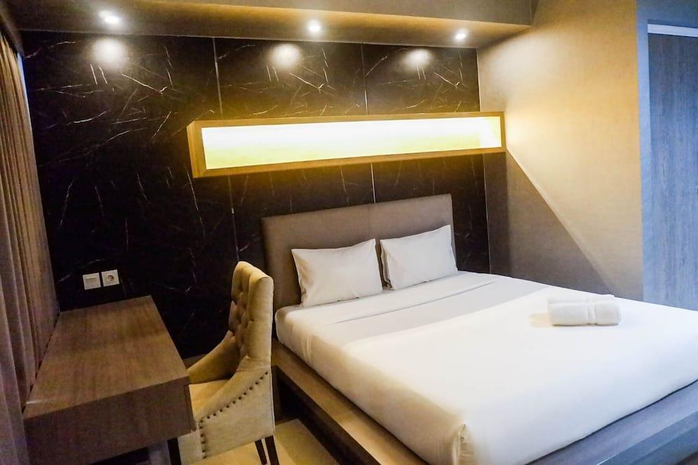 Modern Spacious Studio Room Apartment at Taman Melati