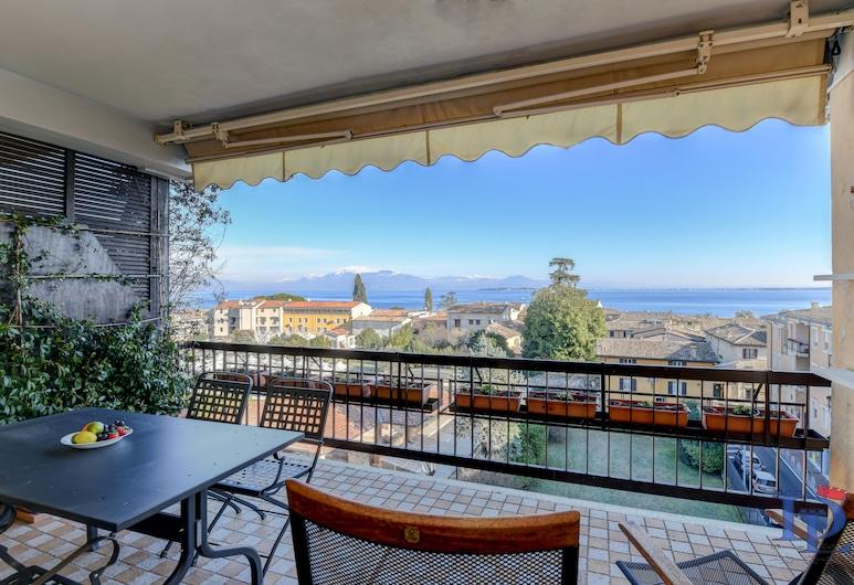 DesenzanoLoft Ciao Lago, Desenzano del Garda, Leilighet – exclusive, Terrasse/veranda