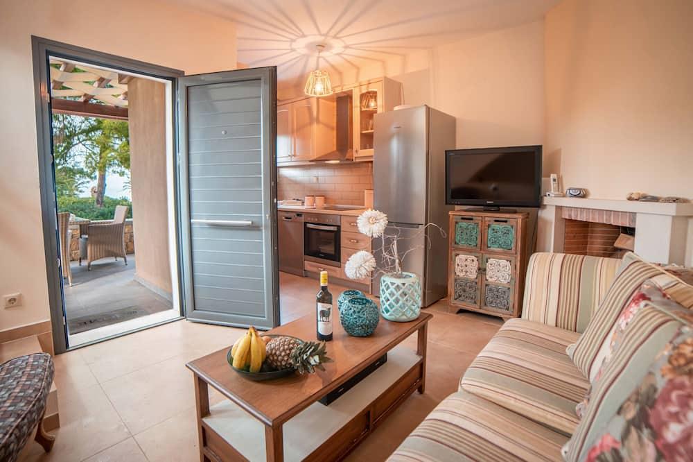 Deluxe Villa - Living Area