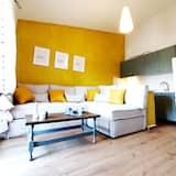 Дизайнерські апартаменти, 1 спальня - Житлова площа