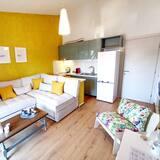 Дизайнерські апартаменти, 1 спальня - Вибране зображення
