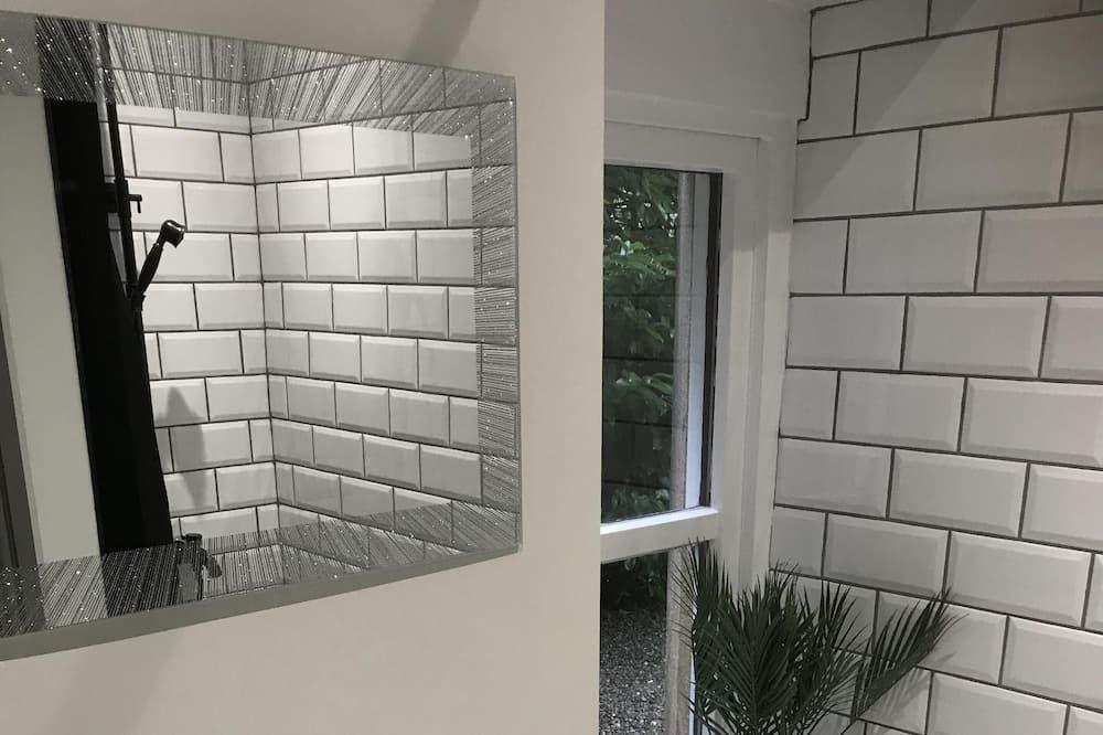 Dom typu Exclusive, súkromná kúpeľňa (North lodge 1) - Kúpeľňa