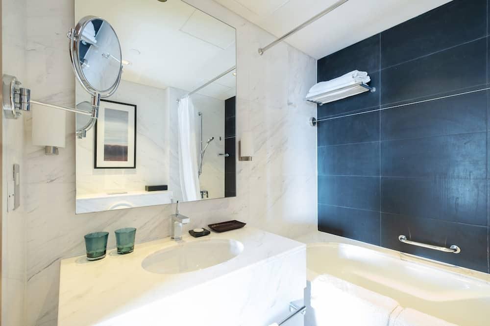 Lägenhet (0 Bedroom) - Badrum