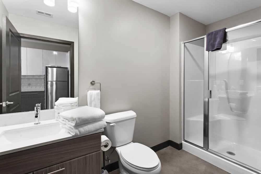 시그너처 스튜디오, 퀸사이즈침대 1개, 금연 - 욕실