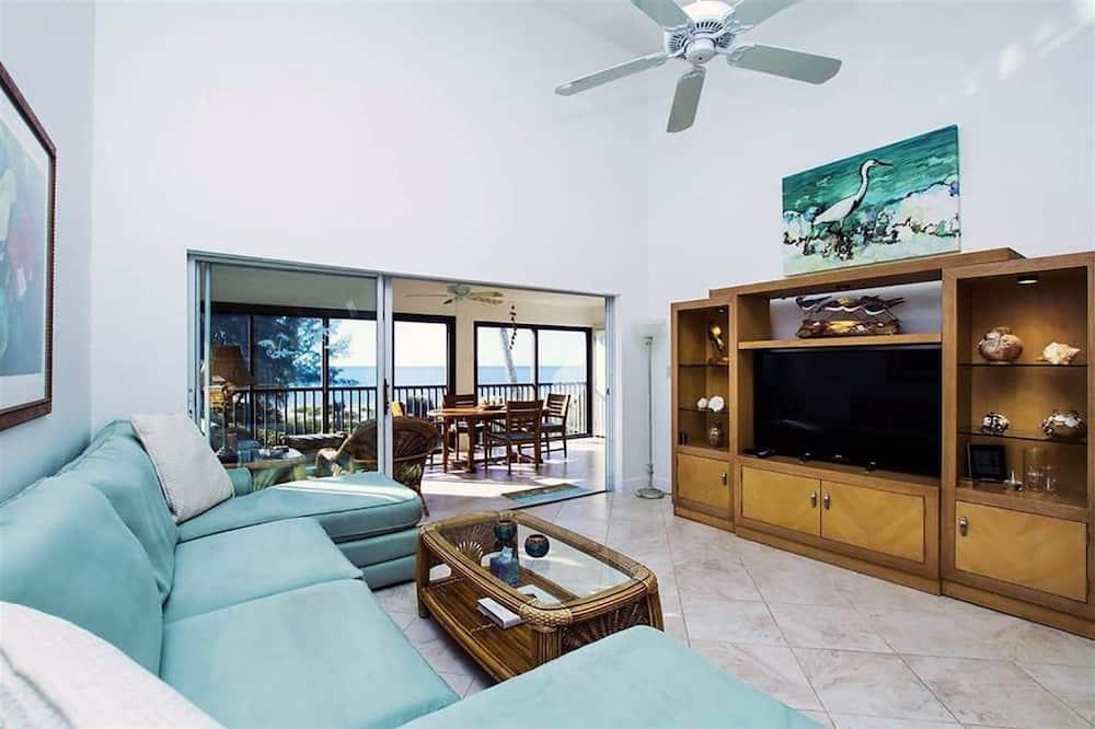 Condo (Blue Gulf 201) - Living Room