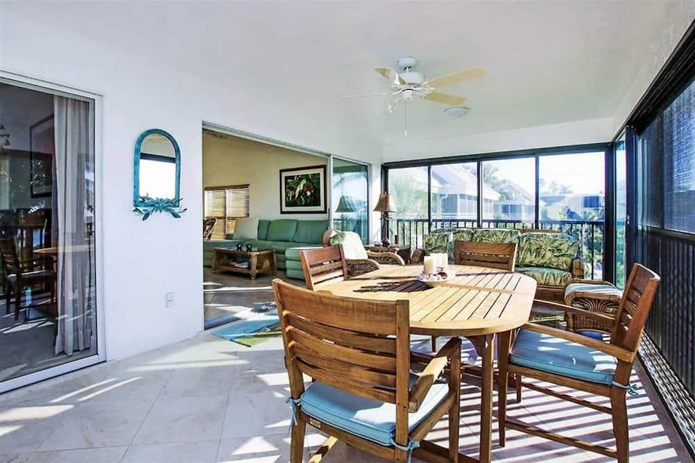 Condo (Blue Gulf 201) - Balcony