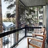 Condo, Multiple Beds (CAT1127 - Scandi-Chic Condo | 4 Minut) - Balcony