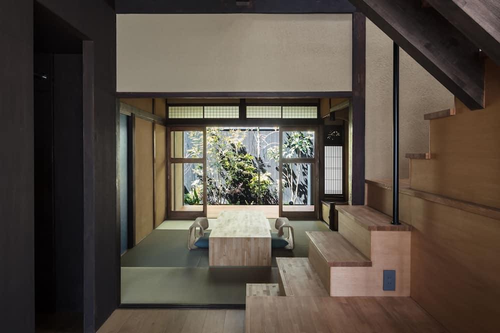 Villa Design - Coin séjour