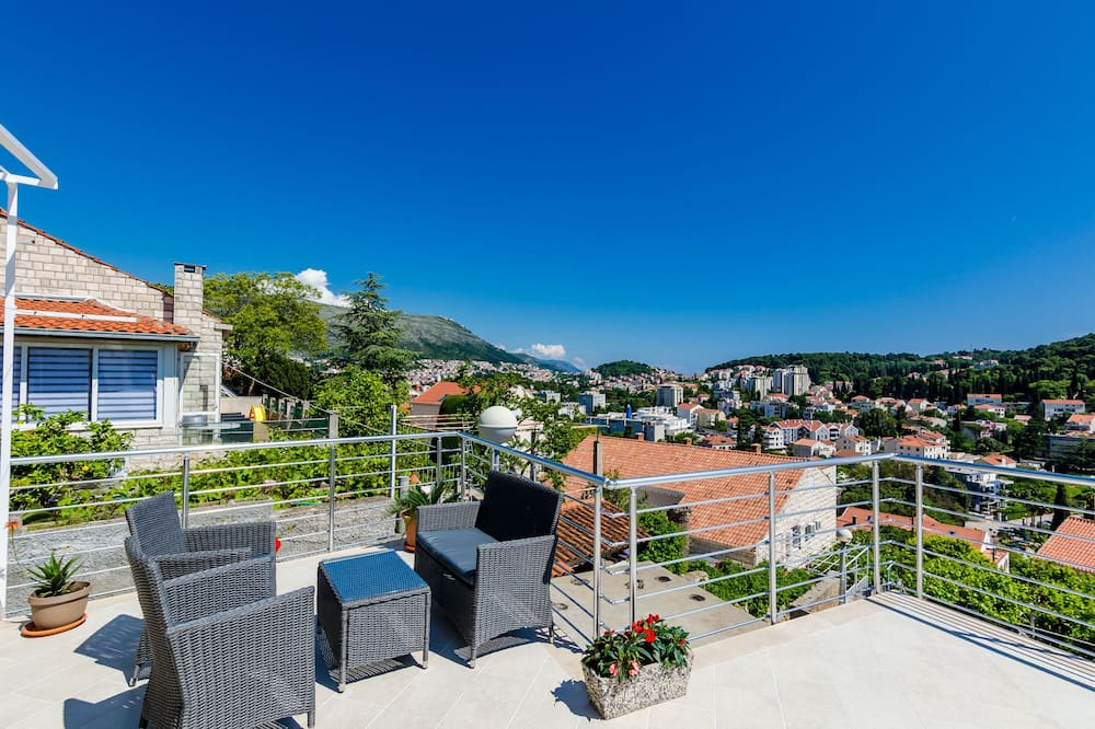 Studio (Apartment Lea - Studio Apartment) - Balcony