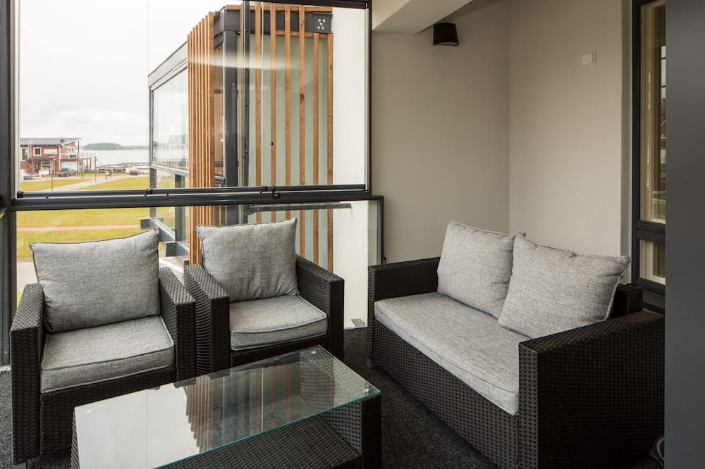 公寓, 2 間臥室, 三溫暖, 附屬建築 - 陽台