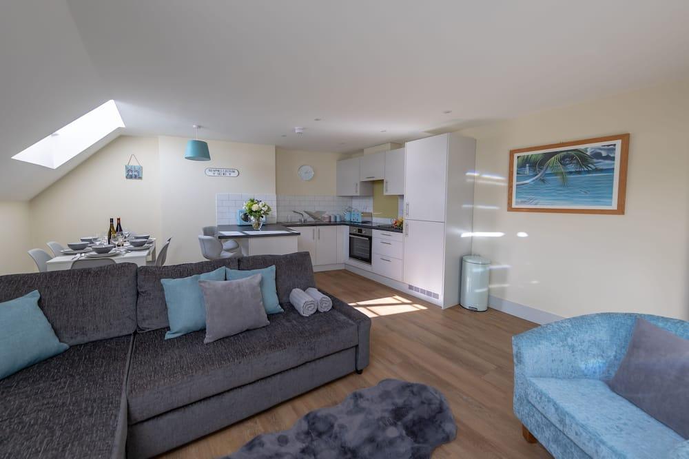 Apartmán typu City - Obývacie priestory