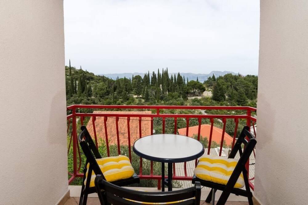 Apartment (One Bedroom Apartment) - Balcony