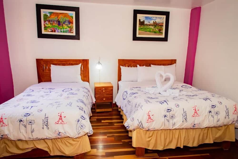 Hotel Overlooking the Mountains With two Terraces - Double Room 10