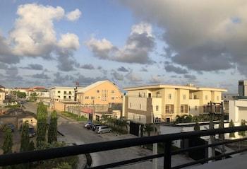 Foto van Millennium Apartments Studios in Lagos