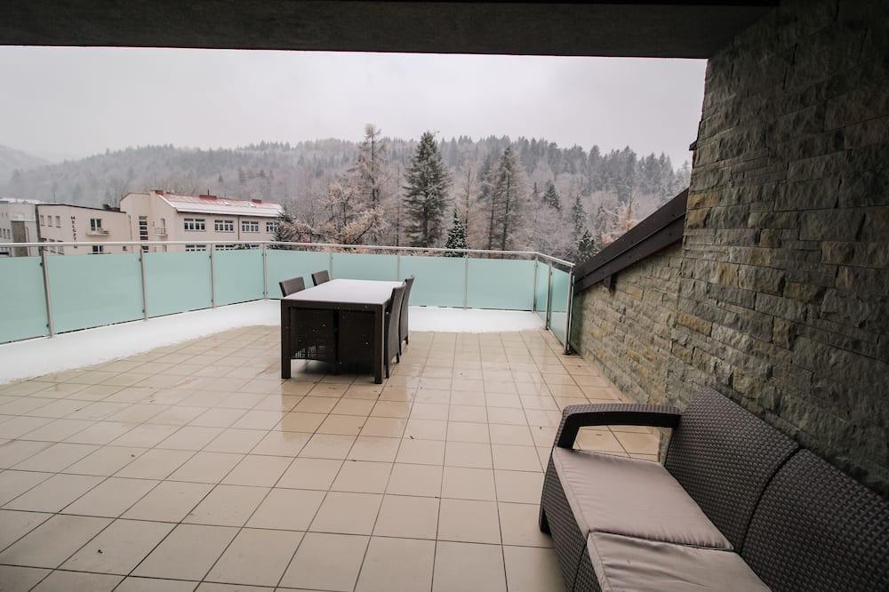 Premium-Apartment - Terrasse/Patio