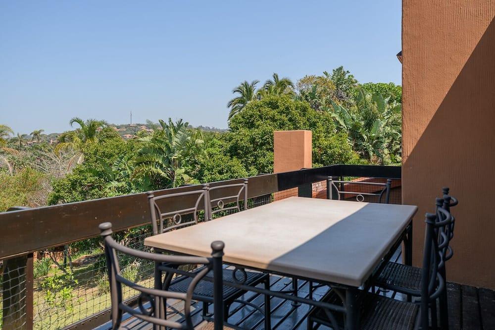 Standard Villa - Balcony