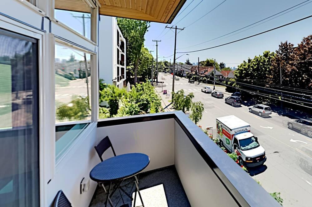 Resortwoning, 2 slaapkamers - Balkon