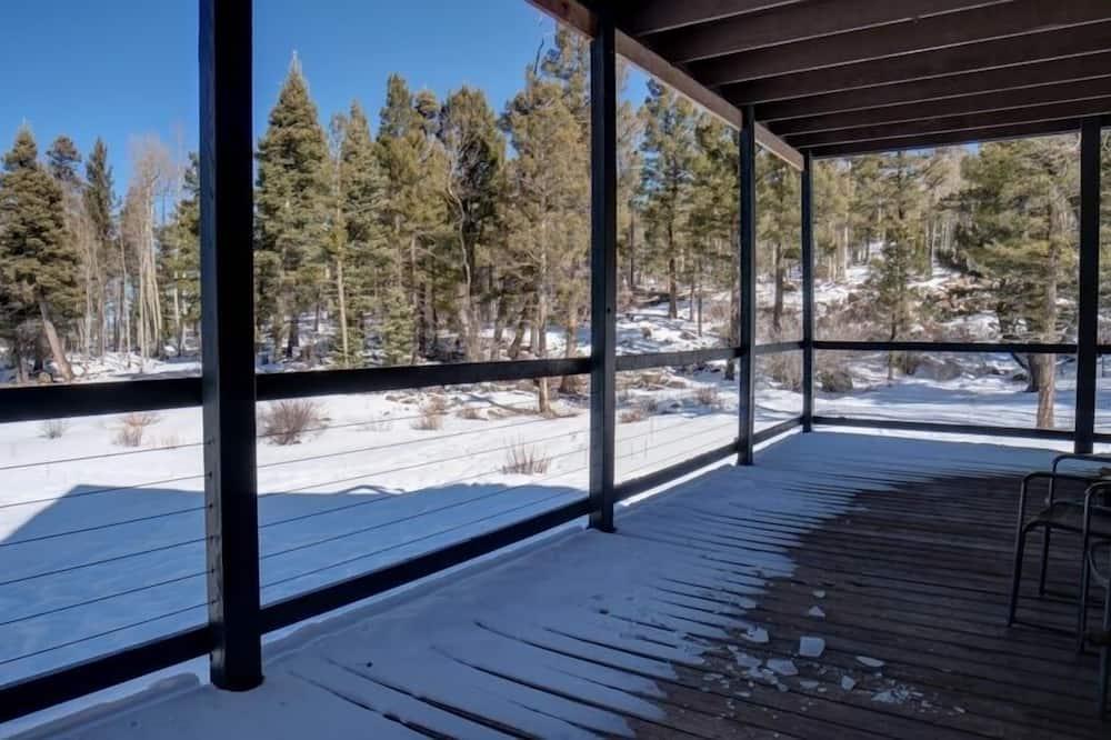 Domek, 4 ložnice - Balkón