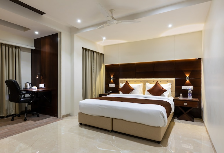 Hotel President, Ujjain, Executive Room, Guest Room