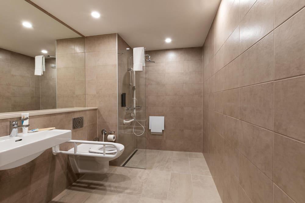 經典雙人房, 無障礙 - 浴室