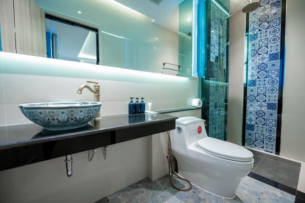高級雙人房 (Seaview) - 浴室