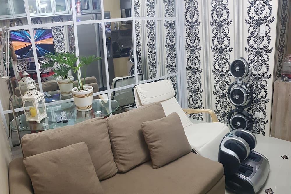Studio Apartment - Wohnbereich