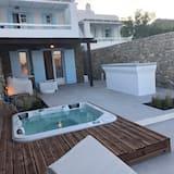 Vila Khas - Bathtub spa pribadi