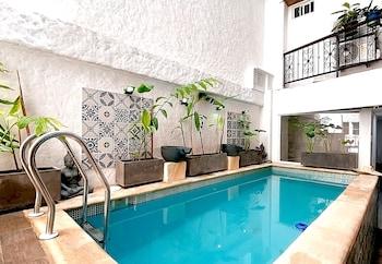 Foto van Hotel casa del hidalgo in Cali