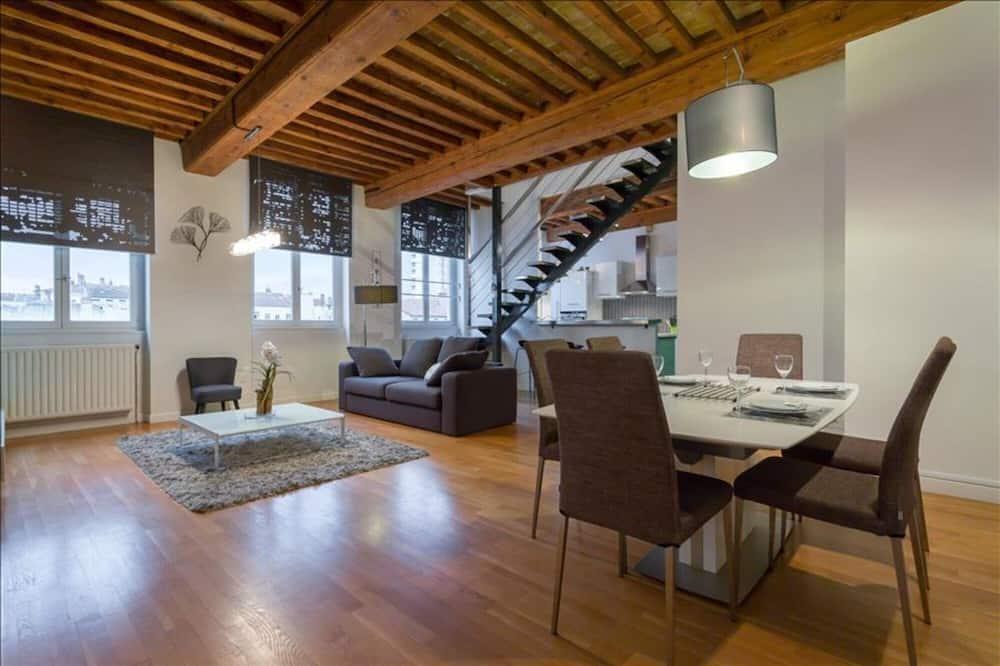 Appartement, roken - Kamer