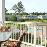 Lägenhet - flera sängar (Magnolia Pointe 301-4890) - Balkong