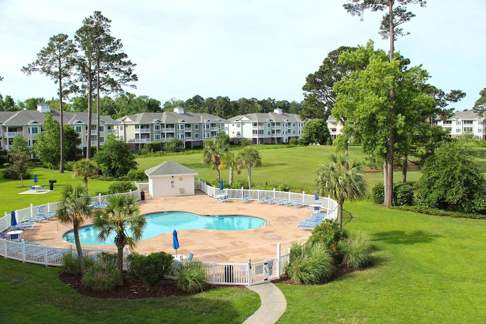 Lägenhet - flera sängar (Magnolia Pointe 301-4890) - Pool