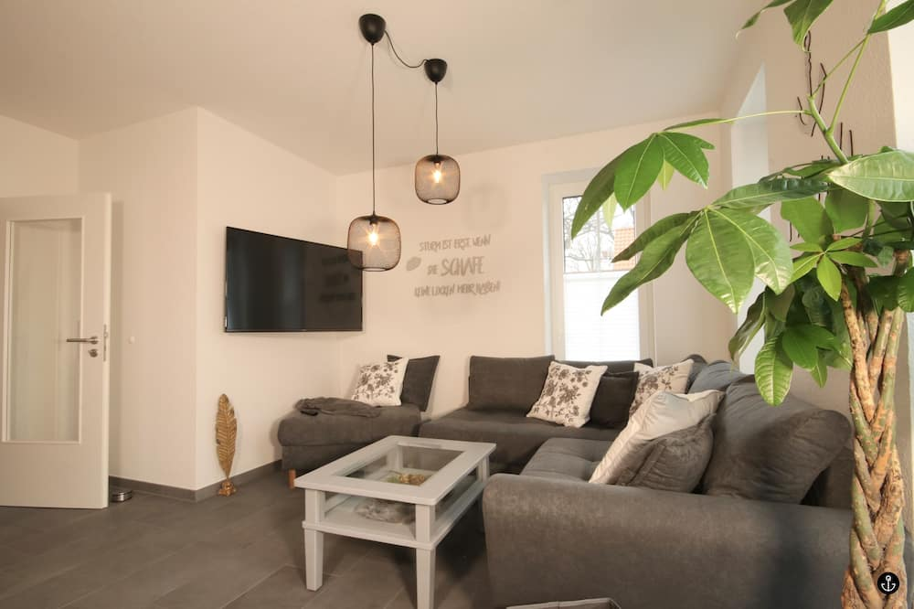 Holiday house - Living Area