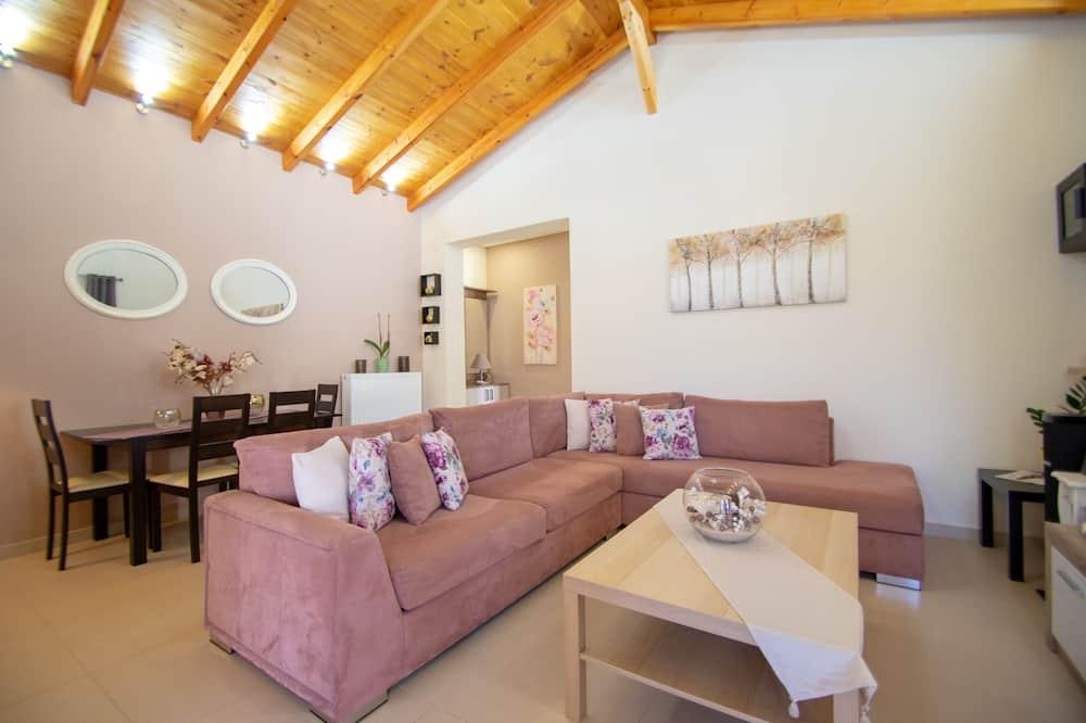 舒適獨棟房屋 - 客廳