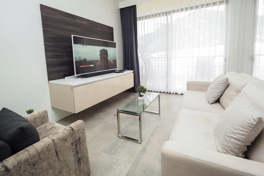 Apartamentai šeimai - Kambarys
