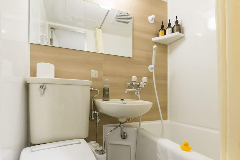 Japanese-Style Room (up to 2 People), Non Smoking - Bathroom