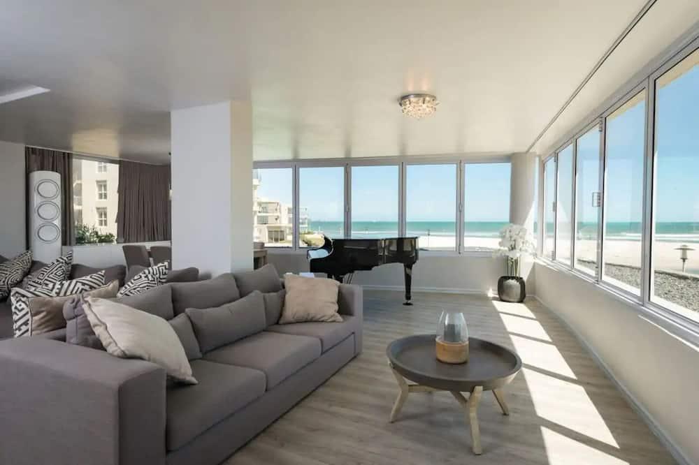 Appartamento Luxury - Area soggiorno