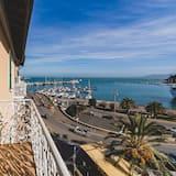 Standardna dvokrevetna soba, s kupaonicom, pogled na more (MATRIMONIALE VISTA MARE) - Pogled s balkona