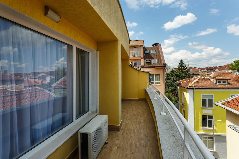 Apartmán typu Premium - Balkón