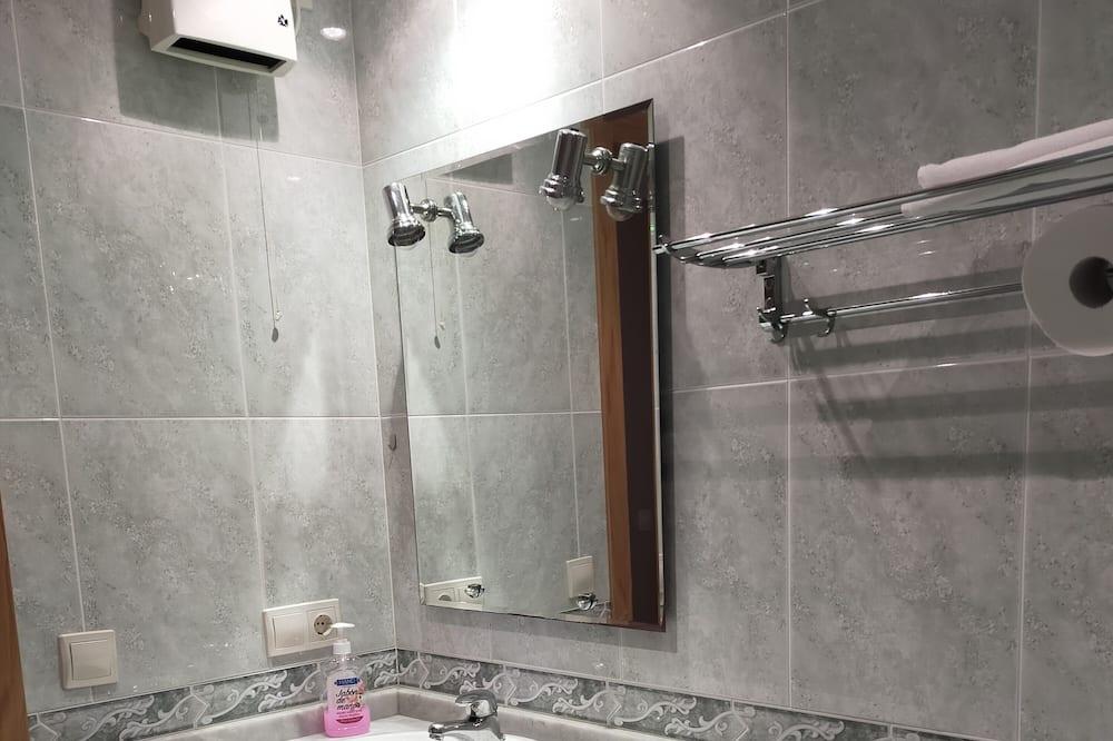 Comfort-lejlighed - eget badeværelse - Badeværelse