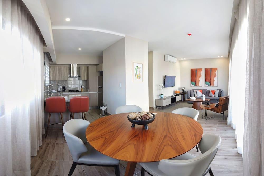 One Bedroom Apartment - Sala de estar