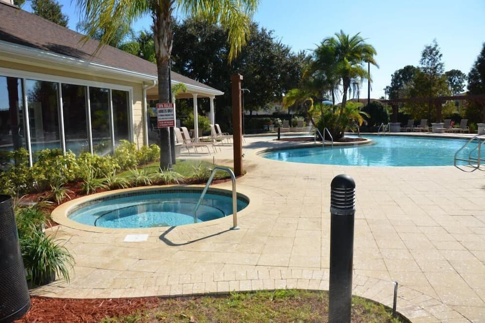Apartment, Multiple Beds (Modern Lucaya 4 Bedrooms 3 Baths Town) - Pool