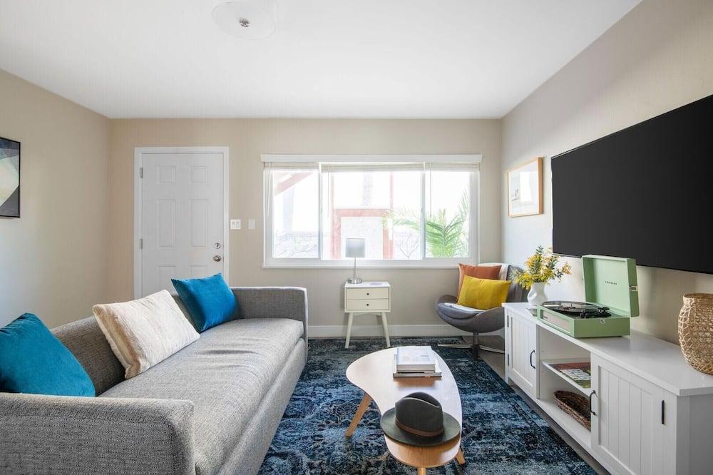 Διαμέρισμα, Περισσότερα από 1 Κρεβάτια, Θέα στην Πόλη (Seashore I - La Jolla Home 5mins from) - Καθιστικό