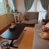 Maribu Beach House - Living Area