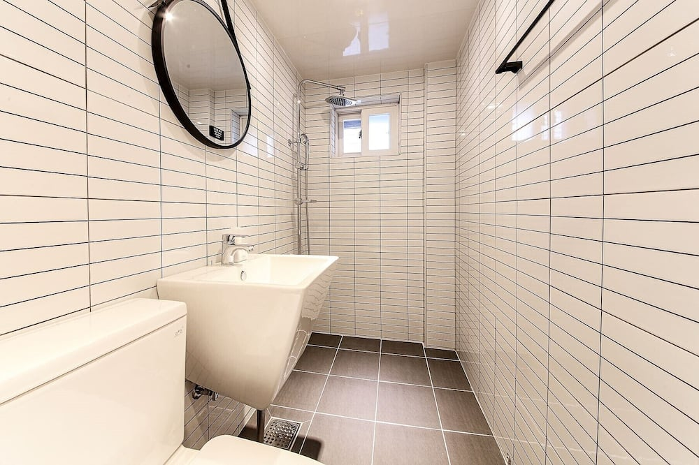 Dvojlôžková izba typu Superior (No Parking) - Kúpeľňa