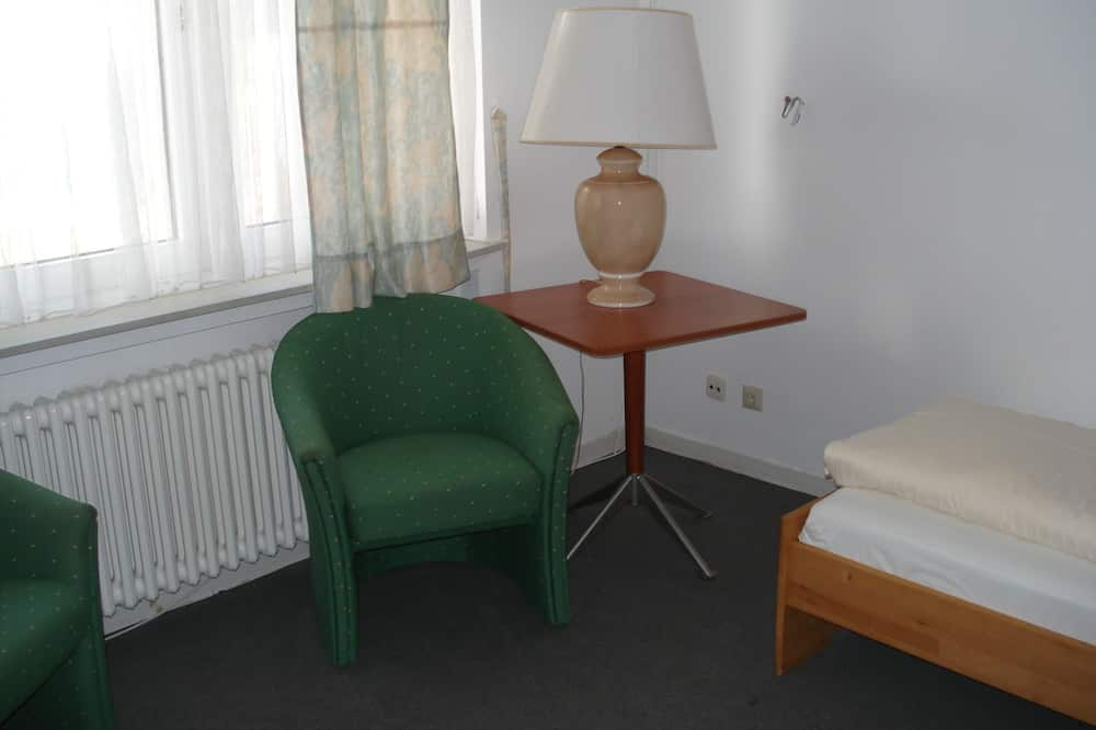 Apartment zur Inselseite - חדר