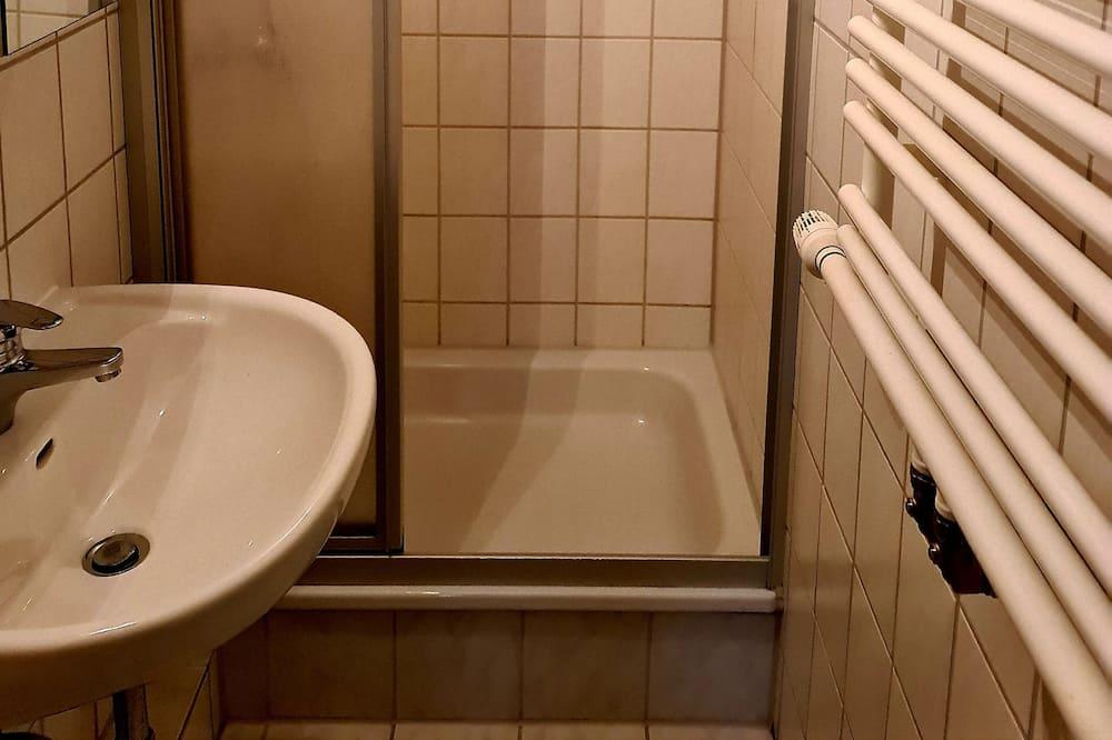 Wohnung zur Inselseite, 2 Schlafzimmer - Bathroom
