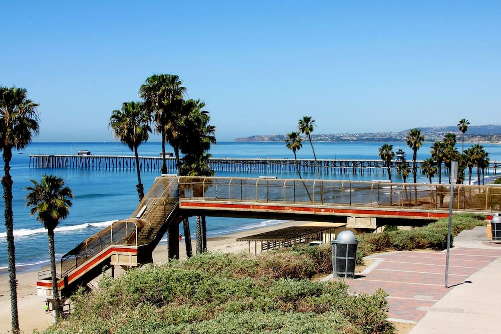 Townhome, 3 Bedrooms - Beach